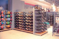 Оборудване за магазини за обувки