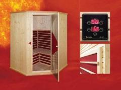 Радиантно отопление за инфрачервени сауни-IRC