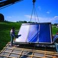 Слънчев колектор за вграждане