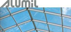 Systèmes profilés d'aluminium