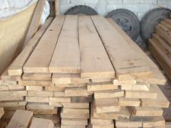 Широколистна просушена дървесина Букови талпи