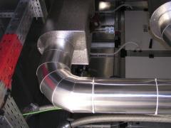 Тръбна иозлация с алуминиево покритие AL CLAD