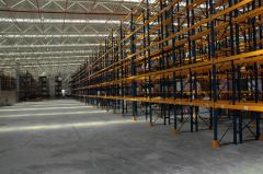 Mezzanines (shelves storey, multi-level)