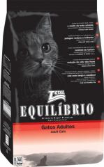 Суха храна за котки Екулибрио за израснали котки