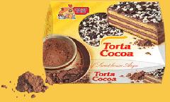 Торта какао