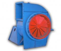 Центробежен вентилатор за димни газове