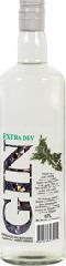 Джин EXTRA DRY 0.7L, Alc. 40%