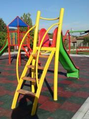 Детски съоръжения Пързалка