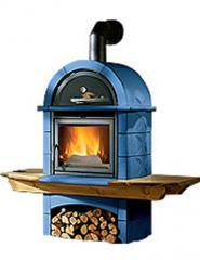 Печка на дърва  FALÒ 1L