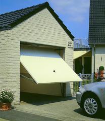 Гаражна врата - тип Летящо крило