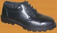 Дамска работна обувка с връзки