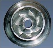 Работни колела (Х18Н9Т) от  неръждаема стомана.