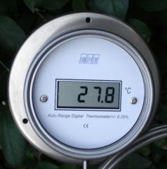 Цифров термометър с батерийно захранване - DT100