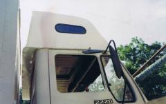Спойлер за товарни автомобили