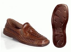 Обувки мъжки кожени ежедневни