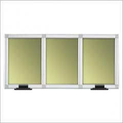 Алуминиев дисплей AnoFrame MultiSystem - A4 3 броя