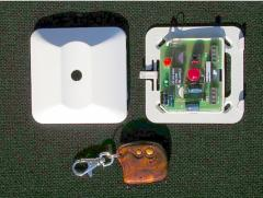 Remote control equipment, electronic