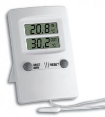 Дигитален минимум-максимум -термометър