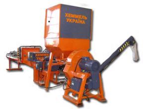 Дробилка за ситно раздробяване на дървесина RM 807