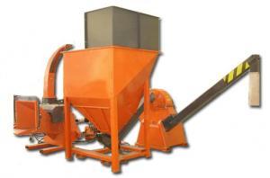 Комплекс за ситно раздробяване на дървесина