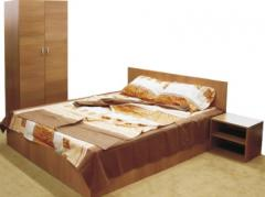 Спалня Ива с две нощни шкафчета