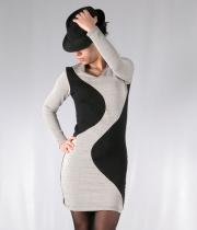 Дамска рокля Ракурс