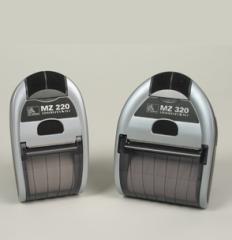 Мобилни етикетни принтери Zebra MZ220