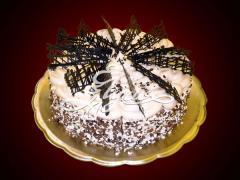 Торта бисквитена Грация