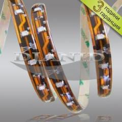 Гъвкава водоустойчива ( LED ) светодиодна лента с