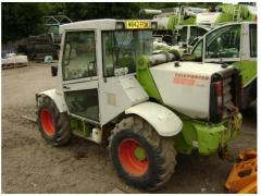 Трактор Claas 3 928 plus