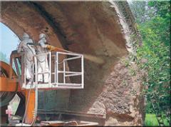 Бетон впръскан бетон MARBOS SB 4 B25