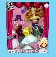 Кукла Princess