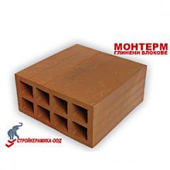 Блок глинен МОНТЕРМ™ 3,85