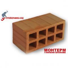 Блок глинен МОНТЕРМ™ 1,92