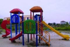 Детски съоръжения, Серия