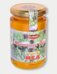 Пчелен мед от магарешки бодил