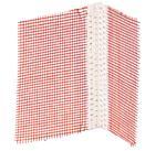Профил за ъгли с мрежа - пластмасов Баумит