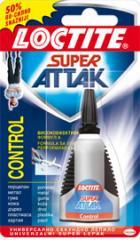 Секундно лепило Loctite Super Attak Control