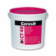 Силиконова боя за фасади и интериори  Ceresit CT