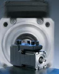 Електродвигатели с вградено управление