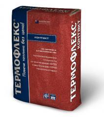 Лепило-шпакловъчна смес за EPS/XPS ТЕРМОФЛЕКС