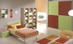 Идеен проект на детска стая по поръчка - 004