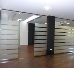 Стъклени витрини и врати