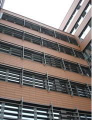 Вентилируема керамична фасада
