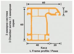 Профили 3 камерна система