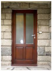 Масивни входни врати