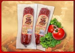 Smoked- boiled sausages
