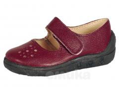 Обувки Стели Бордо