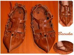 Специални обувки за танци