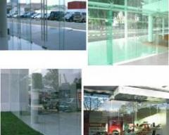 Стъклени врати Илбупласт